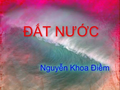 """Cảm nhận 9 câu đầu bài thơ """"Đất Nước"""" - Nguyễn Khoa Điềm"""
